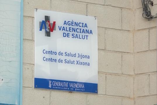 xixona centro salud