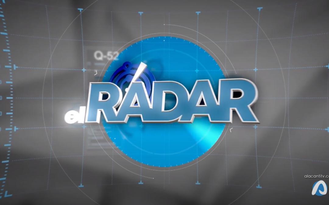 El radar Entrevista Tertulia 23/03/2021