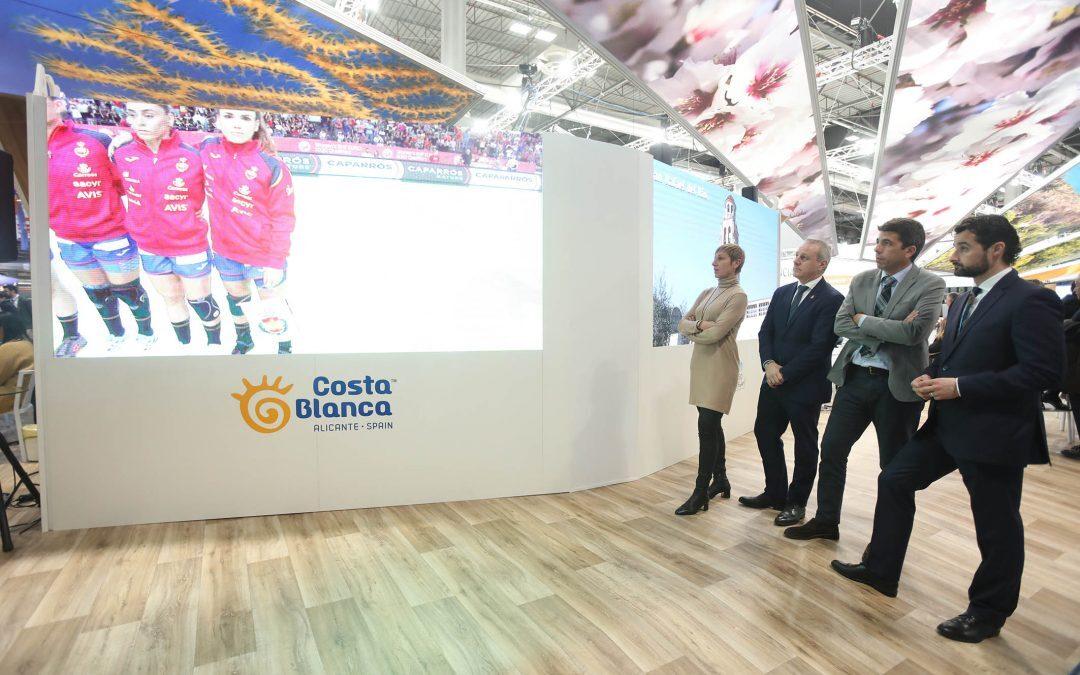 Costa Blanca se lanza en FITUR a por el turista nacional