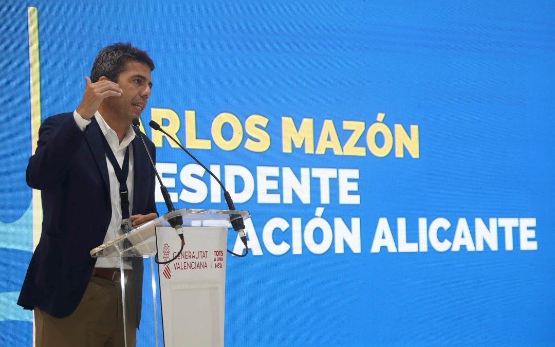 Mazón pide al Consell que asuma las riendas de la sanidad en la Comunitat