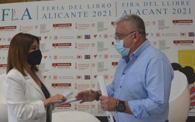 La Fería del Libro reúne a 132 autores con firmas de ejemplares y actos on-line