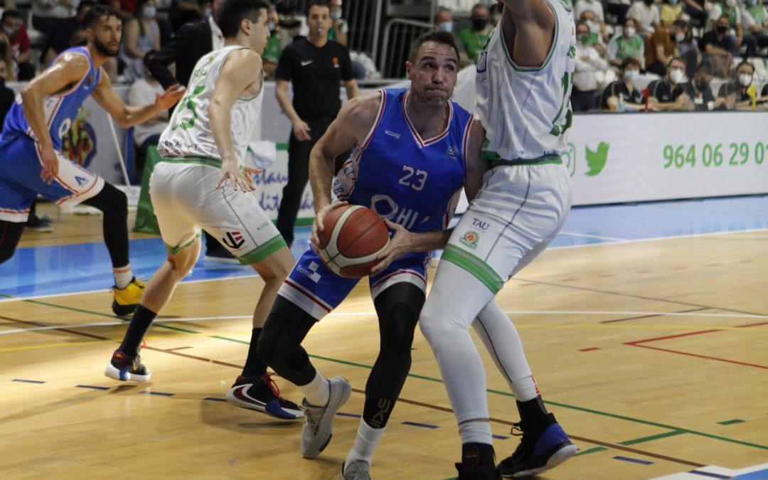 HLA Alicante supera al TAU Castellón (70-78) y jugará la semifinal ante Breogán