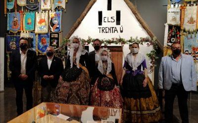 Una muestra sobre los 90 años de las barracas completa la Exposición del Ninot en la Lonja