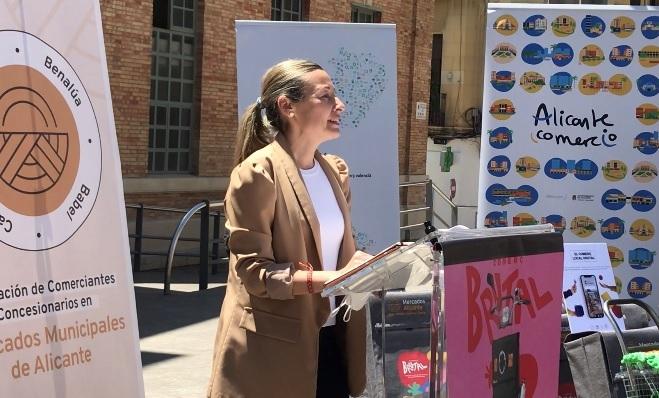 Bonos para incentivar el consumo en los comercios de Alicante