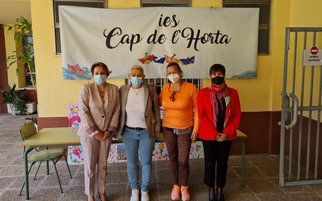 """María Conejero: """"La educación en igualdad es una carrera de fondo"""""""