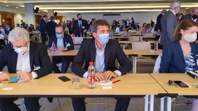 Carlos Mazón critica la 'madrileñofobia' del Consell