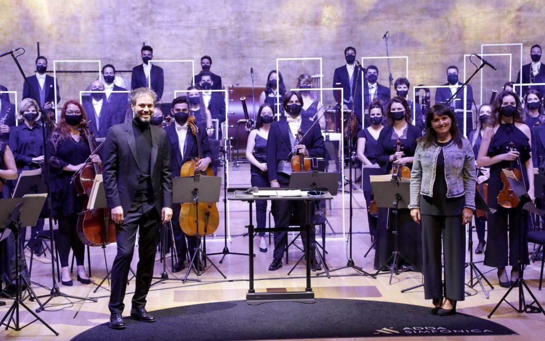 El ADDA cierra la temporada con un homenaje a Astor Piazzolla