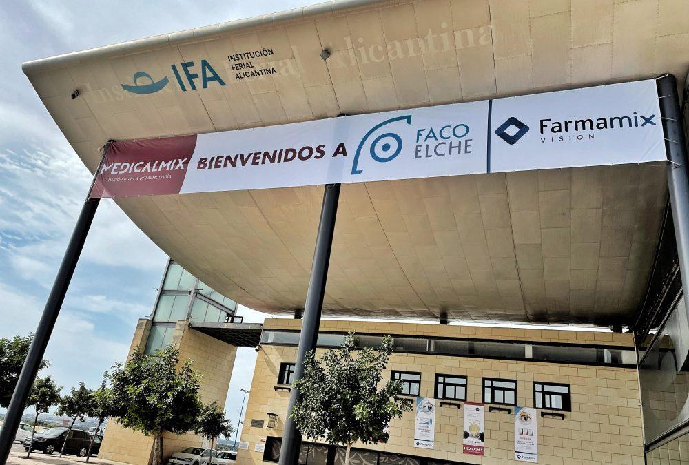 FacoElche reúne en IFA a 500 especialistas de la salud visual