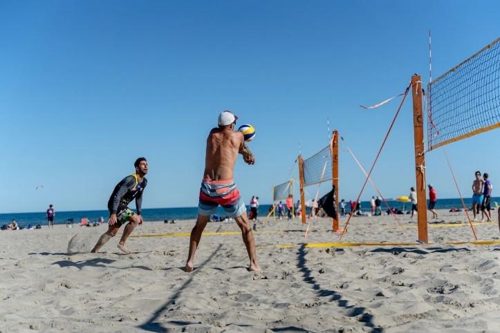 La Playa de San Juan acoge la Mediterranean Beach Volley