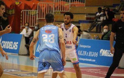 Al HLA Alicante se le escapa la victoria en Lugo en la última jugada (88-87)