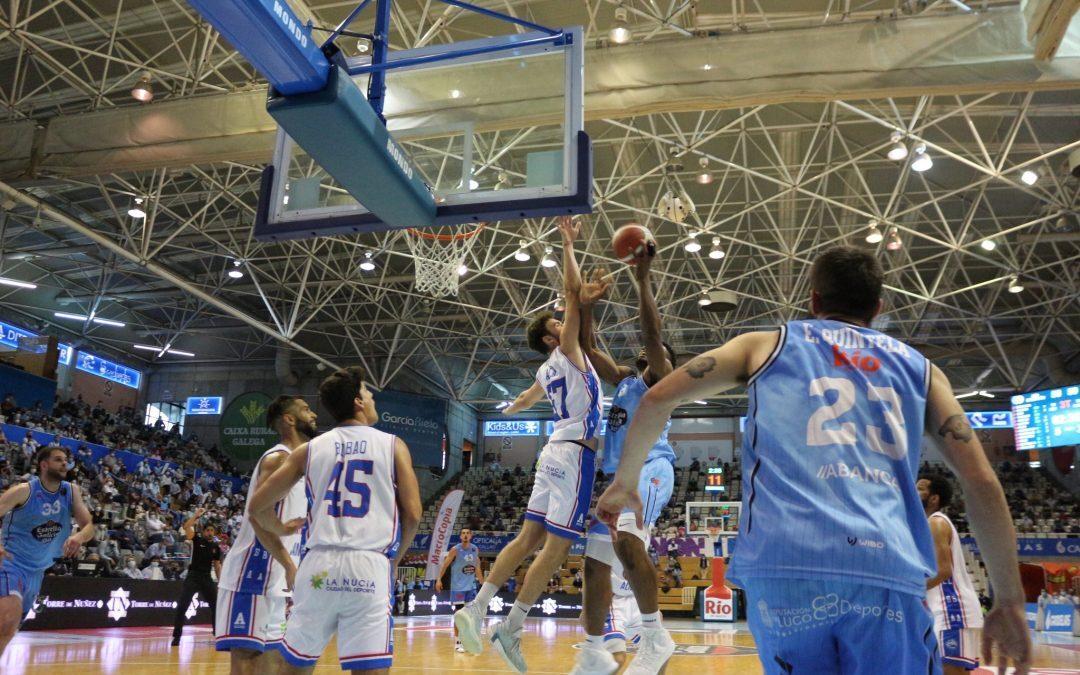 El HLA Alicante pierde en Lugo y se queda fuera de la gran final por el ascenso