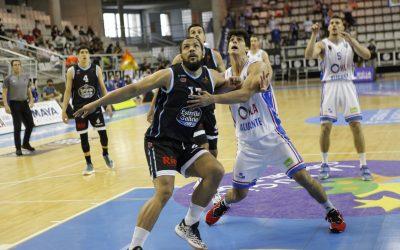 HLA Alicante quiere golpear primero en la semifinal ante Breogán