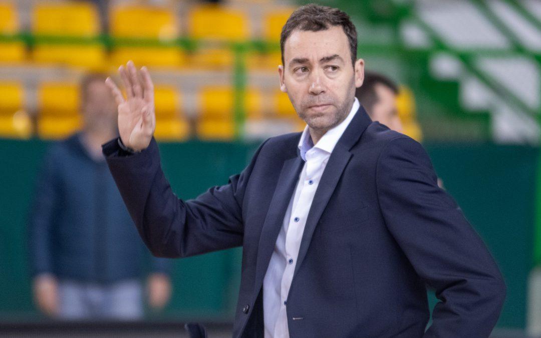 Rivero no continuará la próxima temporada en el HLA Alicante
