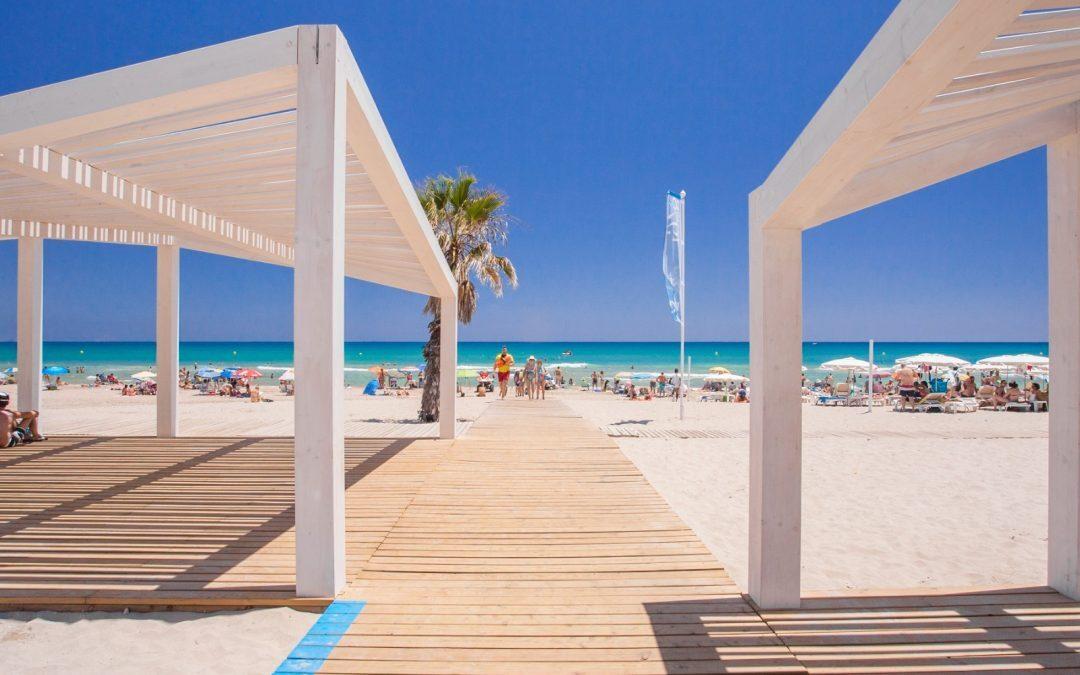 Alicante arranca la temporada de playas seguras y accesibles