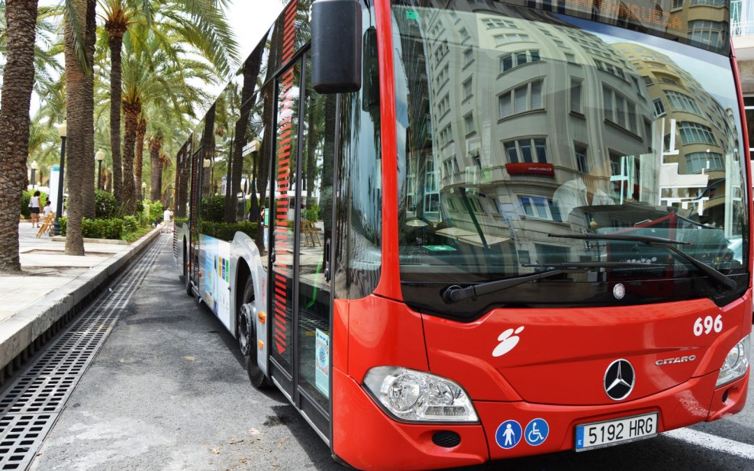 Las líneas nocturnas del autobús urbano vuelven este viernes