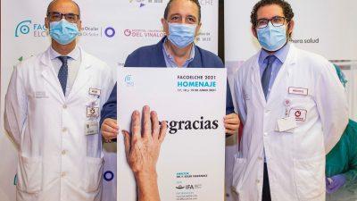FacoElche reabre el telón de los grandes congresos oftalmólogicos
