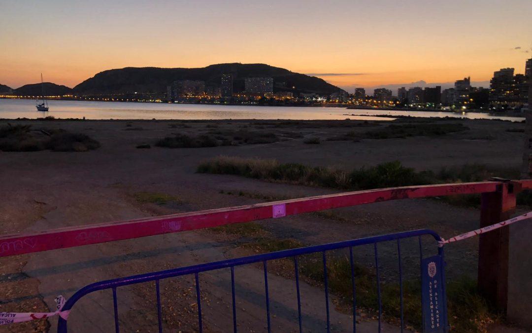 Noche de San Juan sin incidentes en las playas alicantinas
