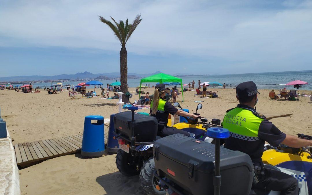 Alicante aprueba los Planes de Seguridad y Salvamento para sus playas