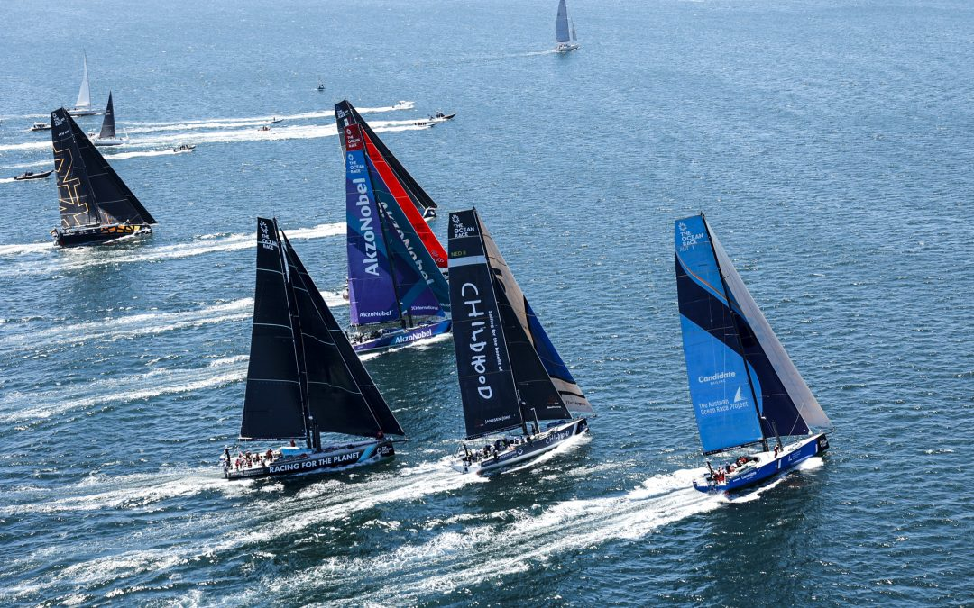 Alicante se prepara para la llegada de The Ocean Race Europe