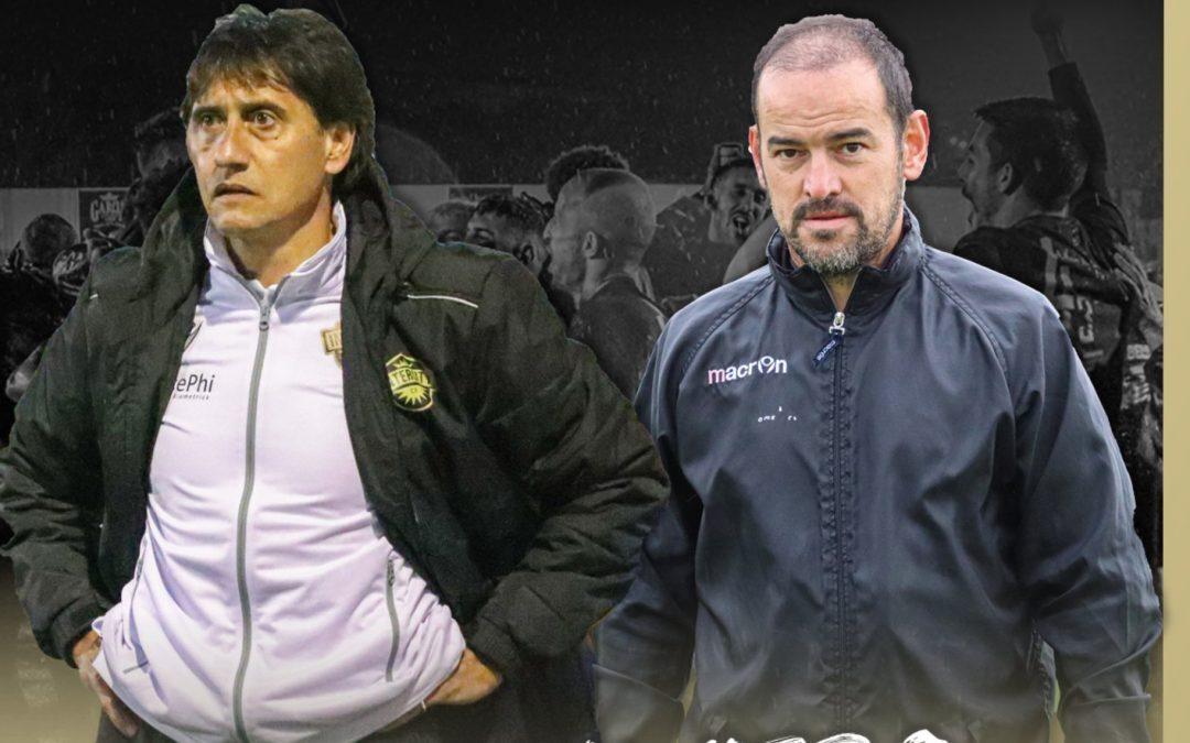 Gustavo Siviero seguirá una temporada más en el banquillo del Intercity