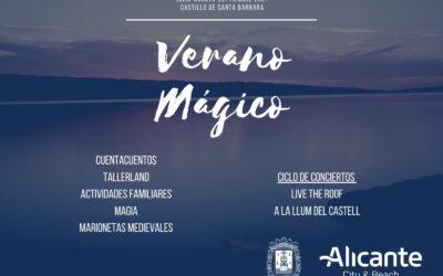 """La programación de """"Verano Mágico"""" llega al Santa Bárbara"""
