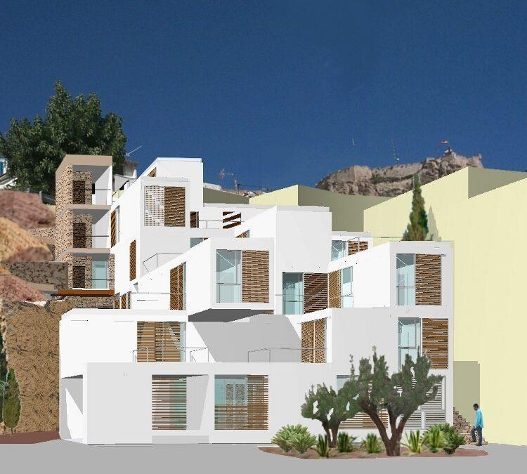 Alicante contará con nuevo edificio de viviendas sociales en el Casco Antiguo