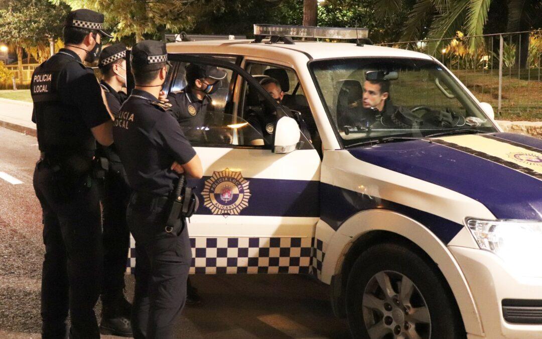La Policía detiene a un menor como presunto traficante por vender hachís a sus amigos