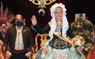 Valeria Gómez, proclamada nueva Bellea del Foc Infantil 2022