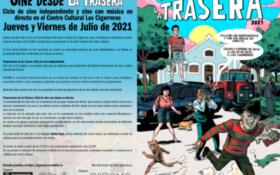 Las Cigarreras inicia sus proyecciones gratuitas de Cine de Verano