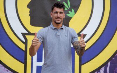 Diego Jiménez quiere volver a disfrutar del fútbol en Alicante