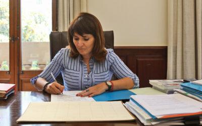 Julia Parra acusa al PSOE de tapar errores del tripartito