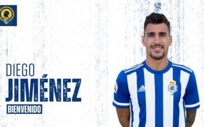 Diego Jiménéz, experiencia para la defensa del Hércules