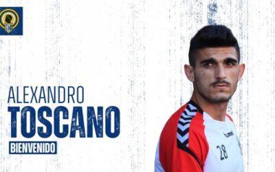 El Hércules incorpora al mediocentro italiano Alexandro Toscano