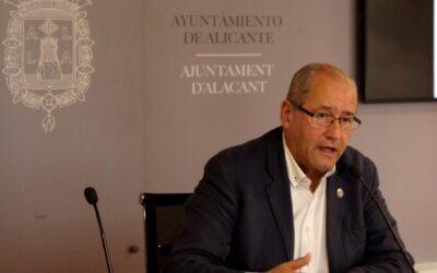 Infraestructuras realizará itinerarios peatonales en la Albufereta