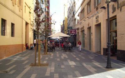 Cortes de Tráfico por obras de Aguas de Alicante en el centro de la ciudad