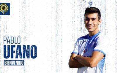 Pablo Ufano, nuevo refuerzo para la delantera del Hércules