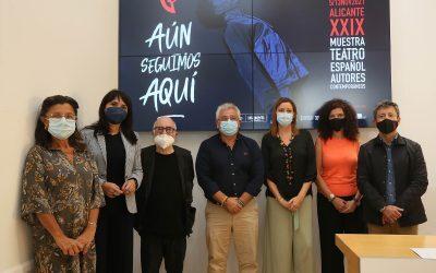 La Muestra de Teatro Contemporáneo rinde homenaje a JoséRamónFernández