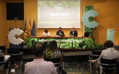 Mazón defiende a la provincia en la captación de fondos europeos