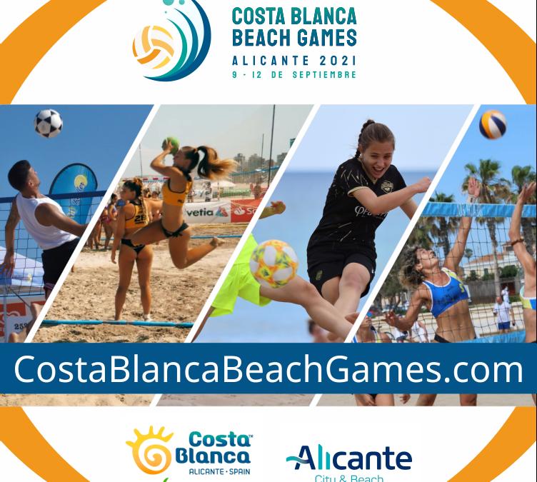 Turismo impulsa la I edición de 'Costa Blanca Beach Games' en la playa de San Juan