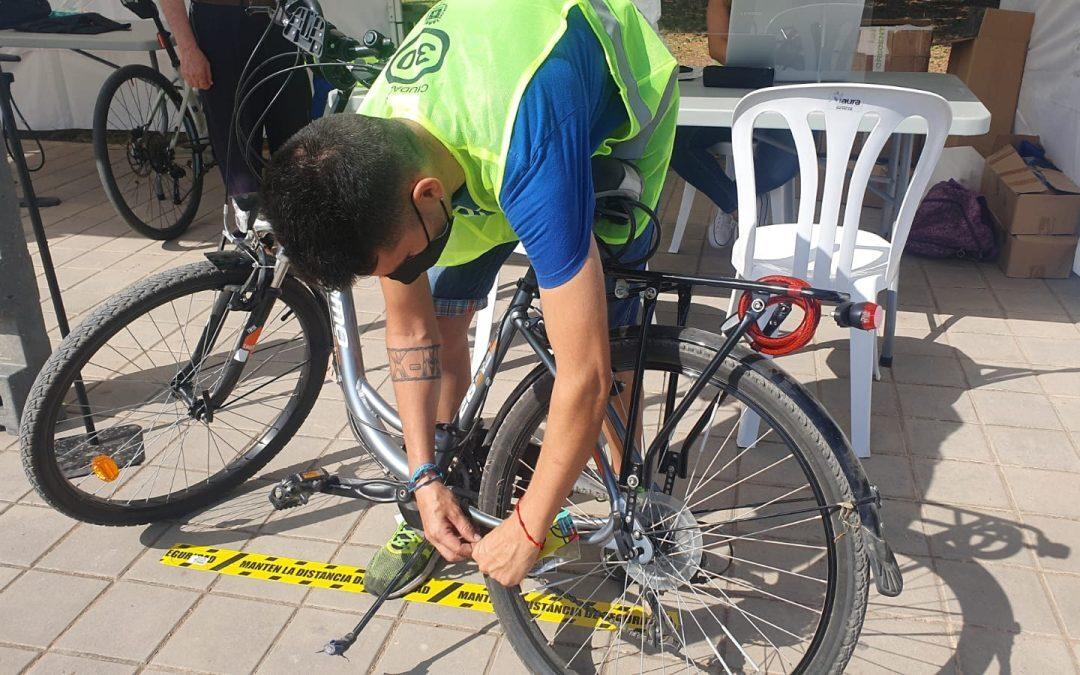 Regristro gratuito de bicicletas para localizarlas en caso de robo