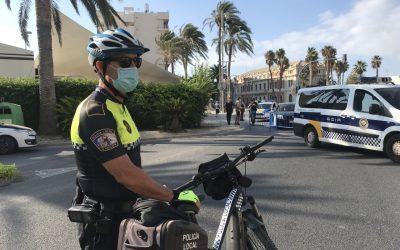 Mínimas sanciones en el operativo anticovid del fin de semana en Alicante