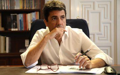 Mazón : «El Gobierno vuelve a decepcionar con un nuevo recorte del trasvase»