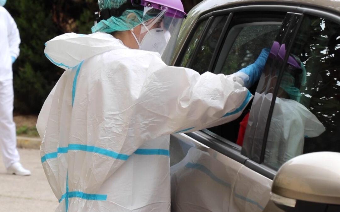 La provincia baja de los 100 contagios diarios por primera vez en los últimos tres meses