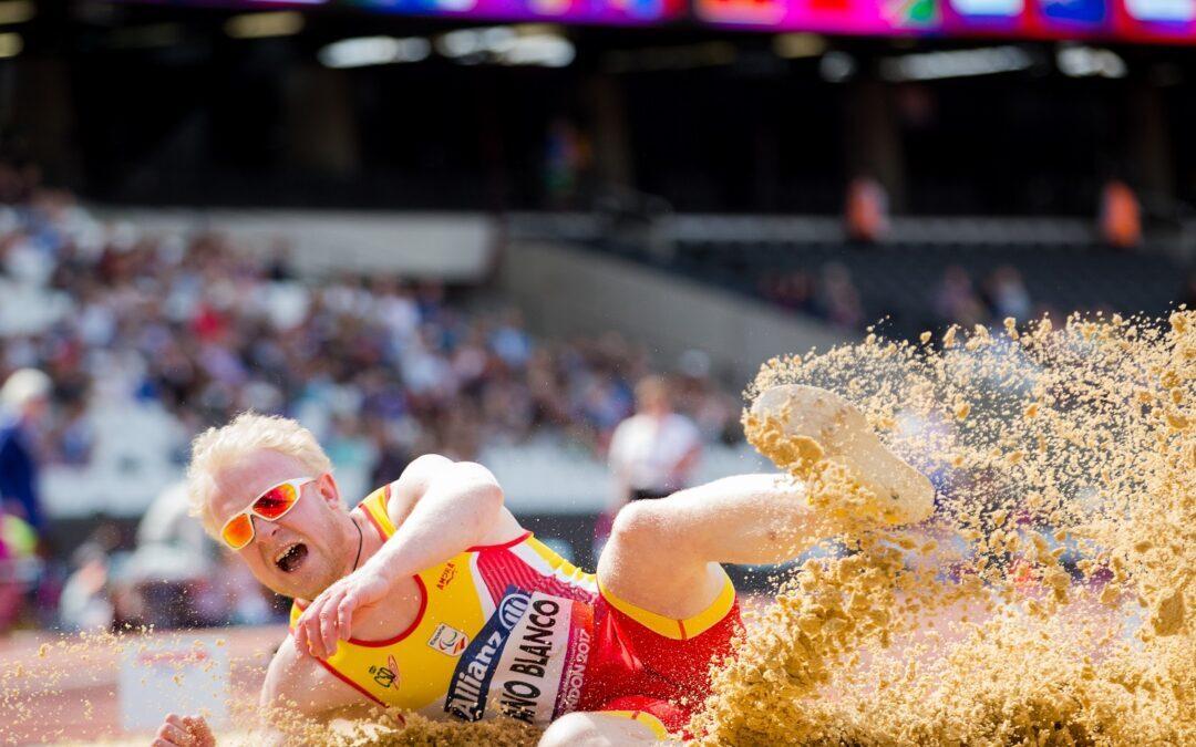 Iván Cano logra la medalla de plata en salto de longitud en los Juegos de Tokio
