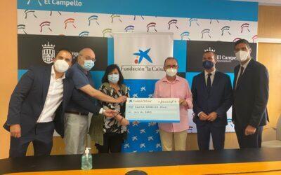 Una donación solidaria con la que abastecer a familias sin recursos en El Campello