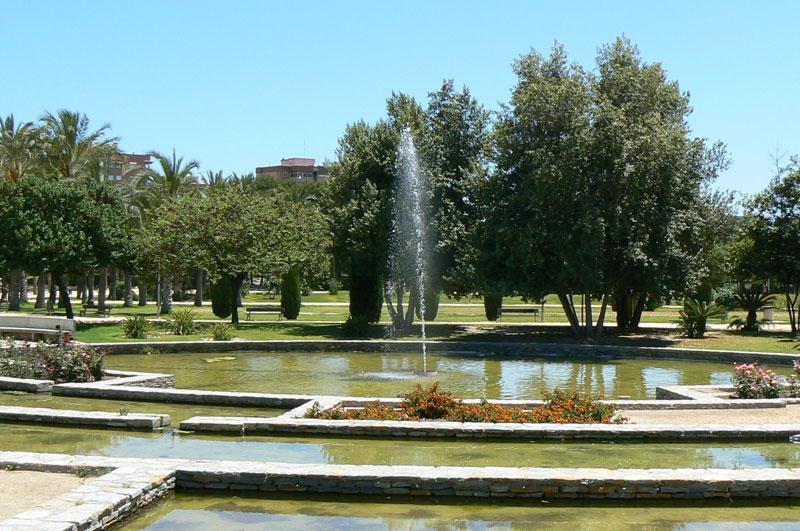 El Parque Lo Morant recibe trabajos de mejora por valor de medio millón de euros