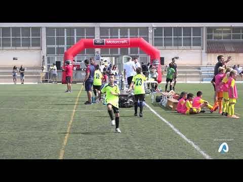 El Villareal se impone en la 'Comvacup' de fútbol alevín de El Campello