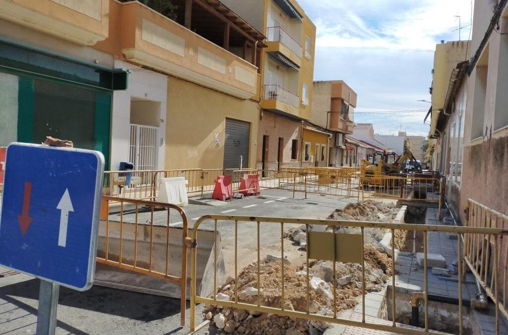 Urbanismo invertirá 2,7 millones de euros en la mejora de los accesos al barrio de San Gabriel