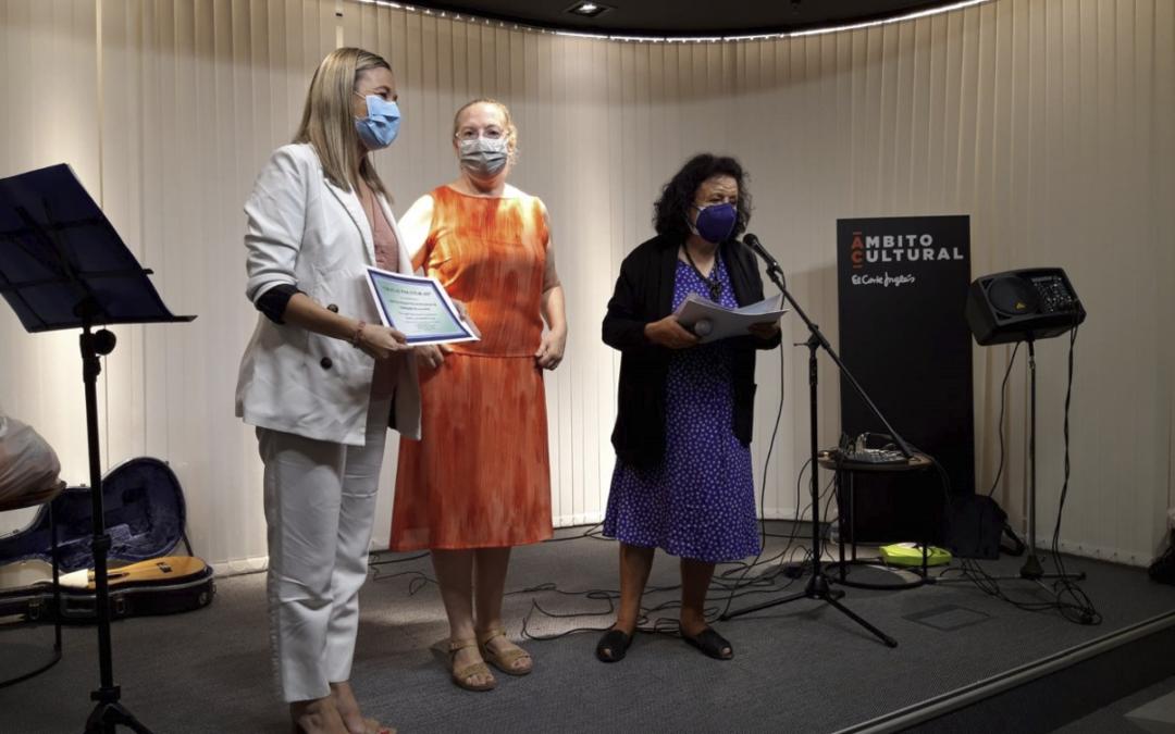 Premiado el Centro Educativo de Recursos de Consumo por su labor en la pandemia