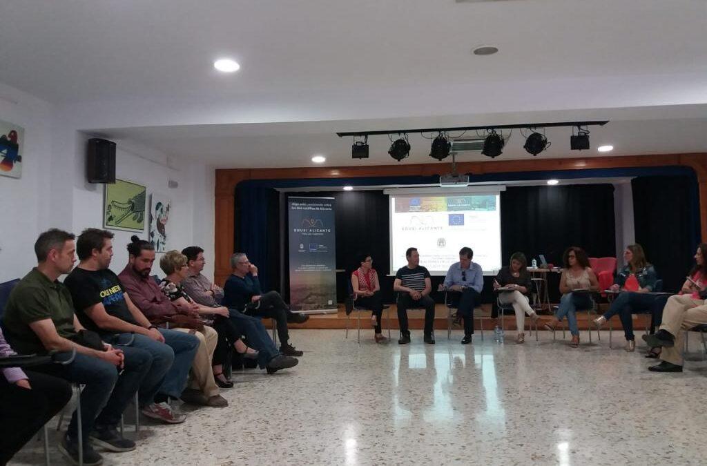 Participación Ciudadana concede 200.000 euros  a las entidades vecinales